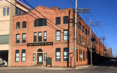 Ford Piquette Ave Plant In the Milwaukee Junction