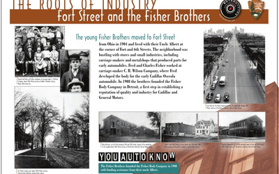 The Roots of Industry - Fort Street and the Fisher Brothers