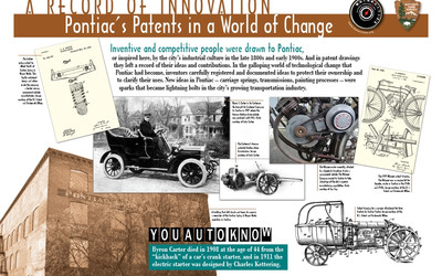 Pontiac's Patents in a World of Change