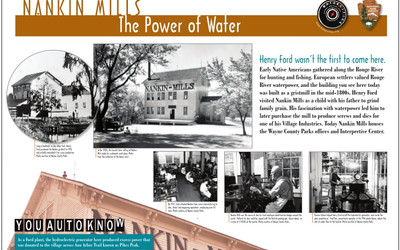 Nankin Mills - The Power of Water