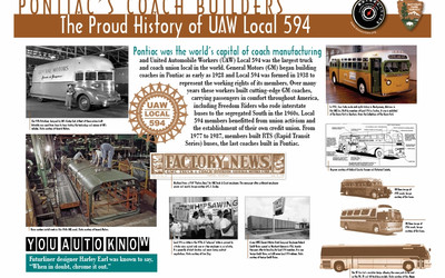 Pontiac's Coach Builders: The Proud History of UAW Local 594