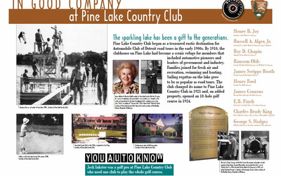 Pine Lake County Club