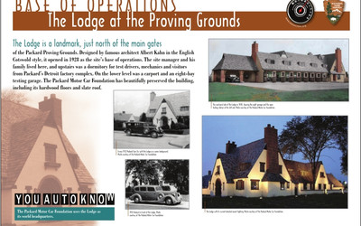 The Lodge at the Proving Grounds