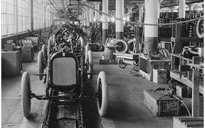 Durant Motor Co Plant