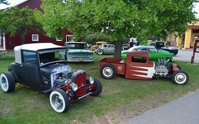 Relix Root Traditional Hot Rods & Customs Show