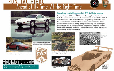 Pontiac Fiero: Ahead of Its Time, At the Right Time