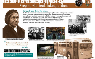 The Courage of Rosa Parks