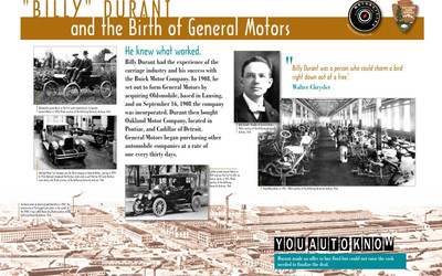 Billy Durant and the Birthplace of General Motors