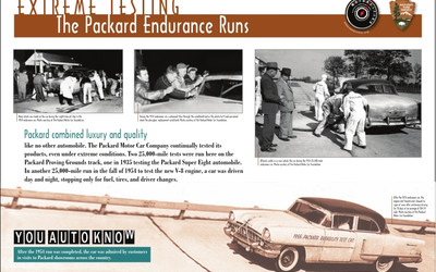 The Packard Endurance Runs