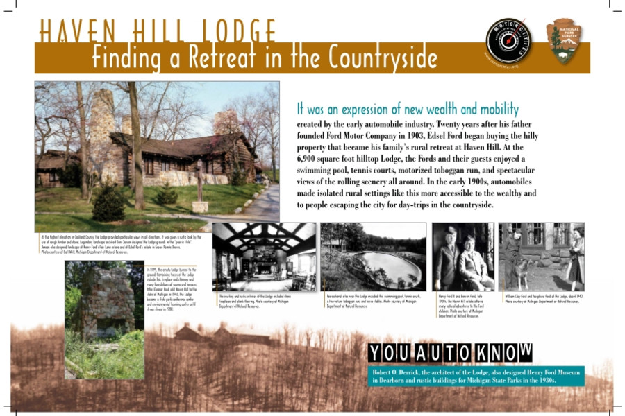 Haven Hill Lodge