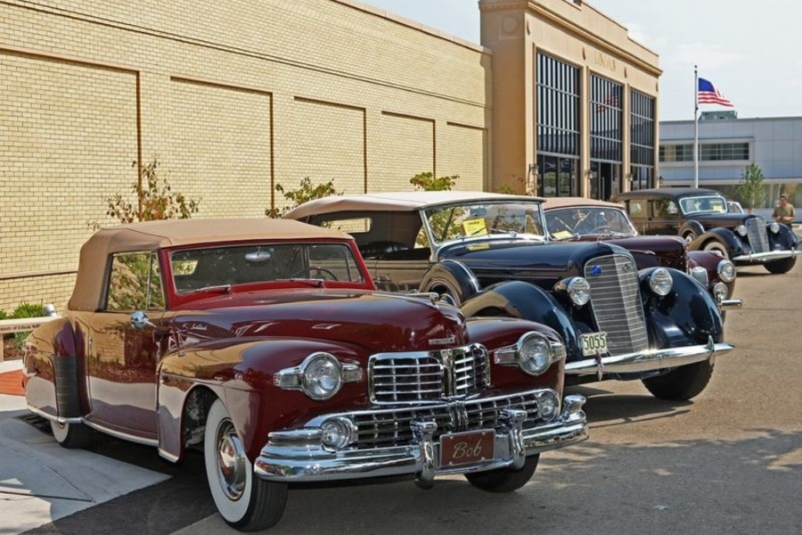 Lincoln Homecoming Weekend- Lincoln, Mercury, Ford & Edsel