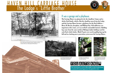 Haven Hill Carriage House