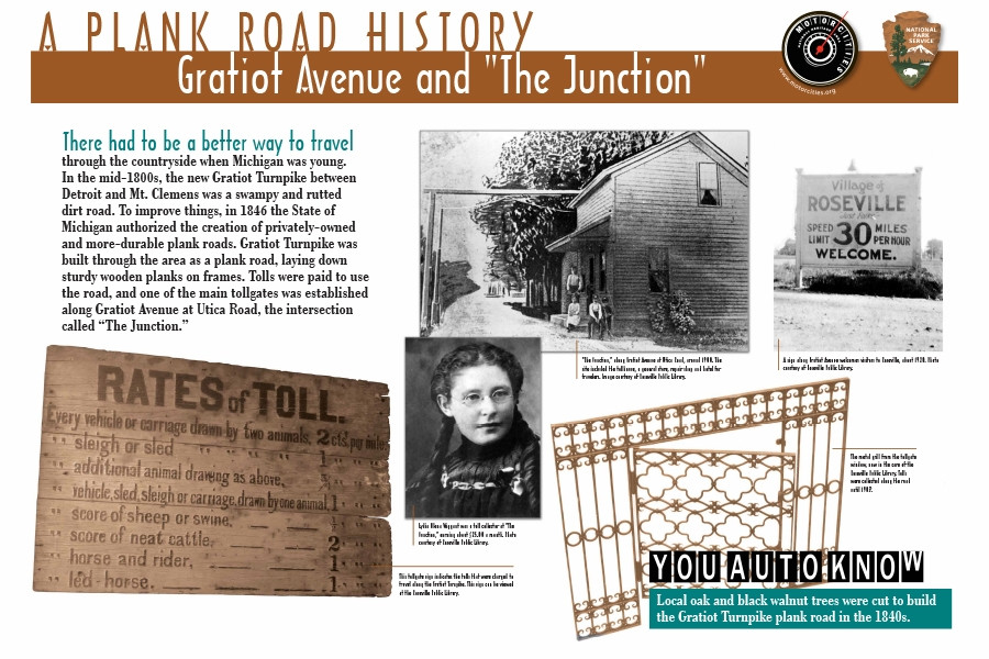 "A Plank Road History: Gratiot Avenue and ""The Junction"""