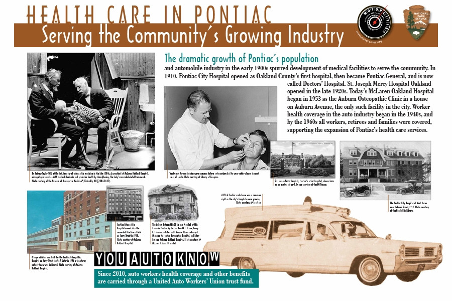 Health Care in Pontiac: Serving the Community's Growing Industry