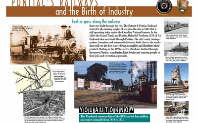 Pontiac's Railways and the Birth of Industry