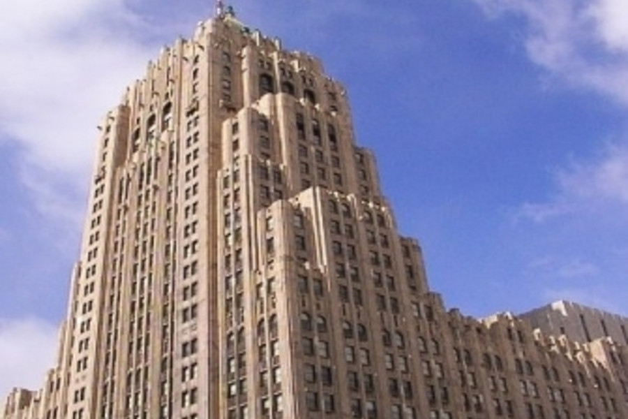 The Fisher Building stands as one of the most iconic architectural legacies of the city's automotive past. The building, which was refashioned into a theater in 1961, was financed by the sale of Fisher Body to General Motors in 1928. The Fisher family were highly successful innovators in closed body automotive design.