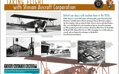 Taking Flight with Stinson Aircraft Corporation