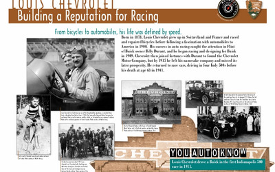 Louis Chevrolet - Building a Reputation for Racing