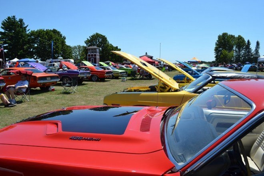 """Mopars at the Red Barns"" Show & Swap Meet"