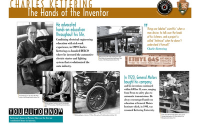 Charles Kettering - The Hands of the Inventor